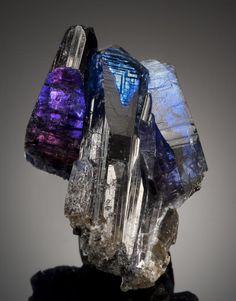 Minerals Minerals Minerals! - Tanzanite - Tanzania