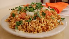 Recipe Of Bhel Puri Specially For Kids