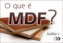 MDF (Medium Density Fiberboard - Fibra de Média Densidade) é um produto ideal para a indústria de móveis, decoração, construção, indústria gráfica, automotiva, caixas de som, publicidade, stands, maquetes, etc.