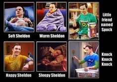 Soft Sheldon!