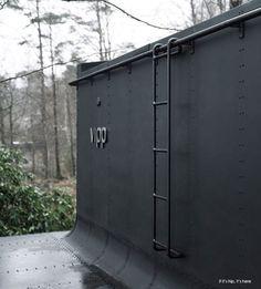 vipp shelter ext detail ladder IIHIH