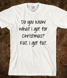 What I got for Christmas..