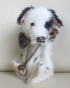 """Paddywack"" the Jack Russell by Ragtail n Tickle."