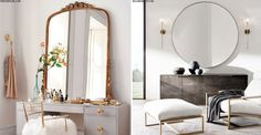 Large Scale Mirrors That Add Wow To A Room | sheerluxe.com