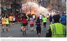 Boston Marathon Bombing - 4.15.13