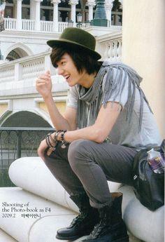 KBoyfriend Lee Minho