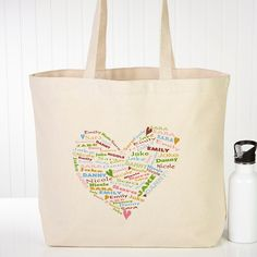 Personalized tote tags are a can't-miss promotion.