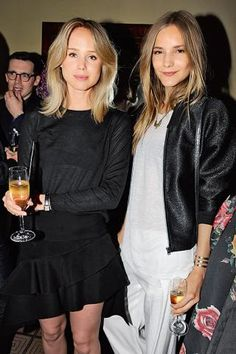 Alexa Chung, Diner Party, Elin Kling, Afternoon Delight, New York, French Fashion, Cool Stuff, Blouse, People