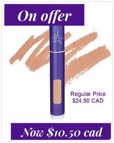 Hide blemishes and imperfections with our creamy concealer enriched with Beeswax and Vitamin E