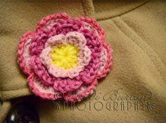 9th December 2013 365 Photo, September 2013, Crochet Necklace, Crochet Collar