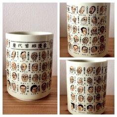 【  新 入 荷 情 報  】#奇声を  意外にコレクターの多い議員グッズの中から歴代首相湯呑みです。こちらは小泉さんが首相時のもの。見かけることがあっても持っている人は少ないのでは?  http://kisei.shop-pro.jp/?pid=93137427