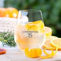 Chandon Rose Vintage, Cocktails, Us Foods, Craft, Wine Glass, Entertaining, Tableware, Craft Cocktails, Dinnerware