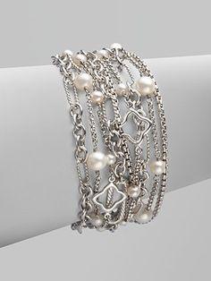 Link Multi-Row Bracelet (David Yurman)