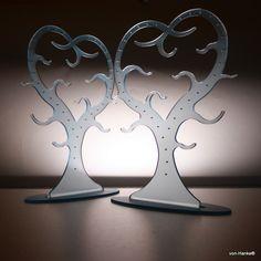 Stojánek na šperky - Zamilovaný strom