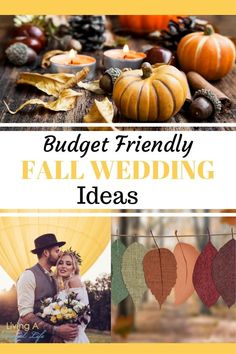 Are you looking for tips for having a budget friendly fall wedding? The tips are rustic, fun and easy so you can have the wedding of your dreams! Budget Wedding, Fall Wedding, Dream Wedding, Wedding Arrangements, Ways To Save Money, Simple Living, Simple Way, Weddingideas, Dreaming Of You
