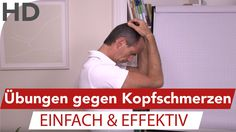 Was Hilft wirklich bei Kopfschmerzen, Migräne & co. Roland Liebscher-Bracht (Schmerzspezialist und Gründer der LNB Schmerztherapie) zeigt Ihnen 3 einfache un...