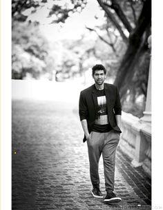 El actor y productor de cine indio, Rana Daggubati posa en increíbles locaciones para el número de agosto de GQ India