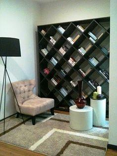 Book shelves.. The kind I like