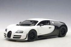 Bugatti Veyron Super Sport Pur Blanc Edition Diecast Model Car by Autoart Panther Car, Autoart Diecast, Ural Motorcycle, Mc Laren, Bugatti Veyron, Super Sport, Lamborghini Huracan, Ferrari 458, Nissan Gt
