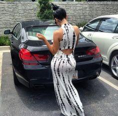 maxi bodycon dress dress maxi dress bodycon dress open back dresses black and white dress printed dress high neck dress