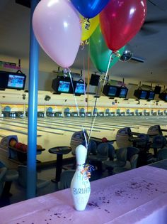 Birthday Bowling Party!