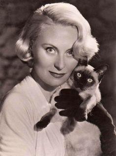French actress Michèle Morgan