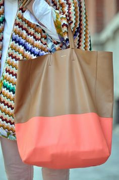 Great Celine bag.
