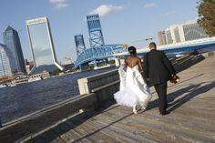 Jacksonville Riverwalk weddings