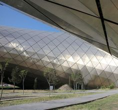 Tbilisi Music Thether and Concert Hall by Fuksas