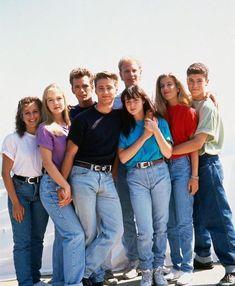 Beverly Hills 90210, Ian Ziering, 90s Tv Shows, Brian Austin Green, Jennie Garth, Shannen Doherty, Luke Perry, Lifelong Friends, Hollywood Star