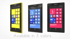 Nokia Lumia 1020 3D models for Video Copilot's Element 3D. Product Link: http://store.cgduck.pro/element-3d/nokia-lumia-1020-e3d.html