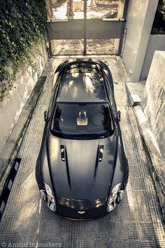 The Millionairess of California | Aston Martin DB9 | cynthia reccord