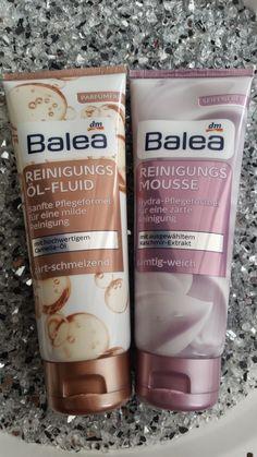 Gesichtsreinigungen von Balea - www.annitschkasblog.de
