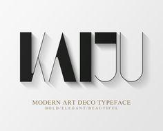 Font Family: Kaiju II, Number of fonts: Type Foundry: Anthonyjames, Designer: Anthony James, Design date: 2015 Logo Design, Design Typography, Lettering, Typography Inspiration, Typography Served, Ppt Design, Signage Design, Typography Fonts, Photoshop