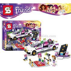 ของเล่นเด็ก ตัวต่อขนาดเท่าเลโก้ 278 ชิ้น ~ 499.00 บาท >>