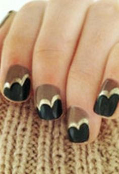 Coffee 26 Gorgeous Great Gatsby Inspired Manicures