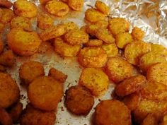 Cumin-Roasted Carrot Coins- these are amazing.