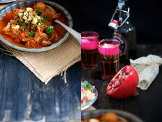 Gryderet med øl & svinekød – Curry & Cous-Cous – The Food Club