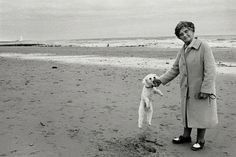 Whitley Bay, Aug. '80. - Writing in the Sand - Photography - Amber Online