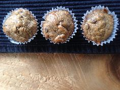 Rachelle et Coco Muffins, Paleo, Breakfast, Recipes, Desserts, Food, Inspiration, Butter, Banana