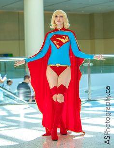 52 Supergirl | Fan Expo 2013 Toronto