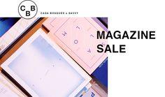 Magazine Sale,títulos hasta con un 50% de descuento en @CasaBosques #Anatole13. Date la vuelta esta tarde de viernes.