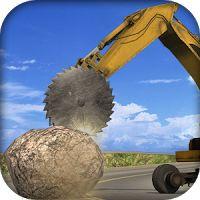 Heavy Excavator: Stone Cutter APK  Hack MOD Games Simulation