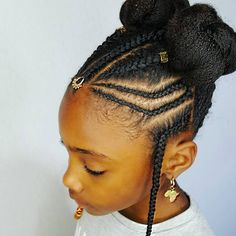 """4,086 Likes, 64 Comments - Mommy of Shanillia and Janelle (@shanillia26) on Instagram: """"Another one! This hairstyle is derived from the traditional hairstyle of the Fulani Tribe and it's…"""""""