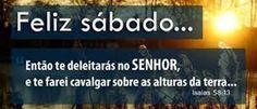 FELIZ SÁBADO!!! PÉS CALÇADOS COM A PREPARAÇÃO DO EVANGELHO DA PAZ…