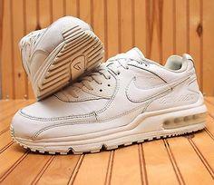 official photos b2a53 f9b0a Nike Air Max Wright Size 11.5 - White - 317551 111