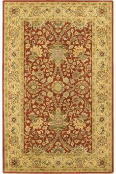 Wessex Area Rug - Traditional Rugs - Wool Rugs - Rugs | HomeDecorators.com