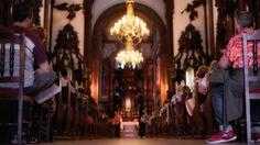 Igreja Matriz de Campinas/SP | Hasselblad 500C c/ Zeiss 80mm T* em f/2.8 | Fuji 160S