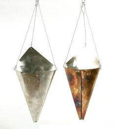 Stainless Steel Hanging Vase | Home Decor | Hammer It Out | Scoutmob Shoppe | Product Detail