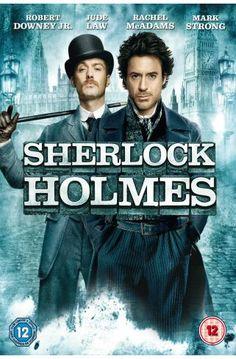 """Finalmente, después de la captura de asesino en serie y el ocultismo """"mago"""" Lord Blackwood, el legendario detective Sherlock Holmes y su ayudante el Dr. Watson puede cerrar otro caso de éxito. Pero cuando Blackwood misteriosamente vuelve de la tumba y vuelve a su matanza, Holmes debe asumir la caza, una vez más."""